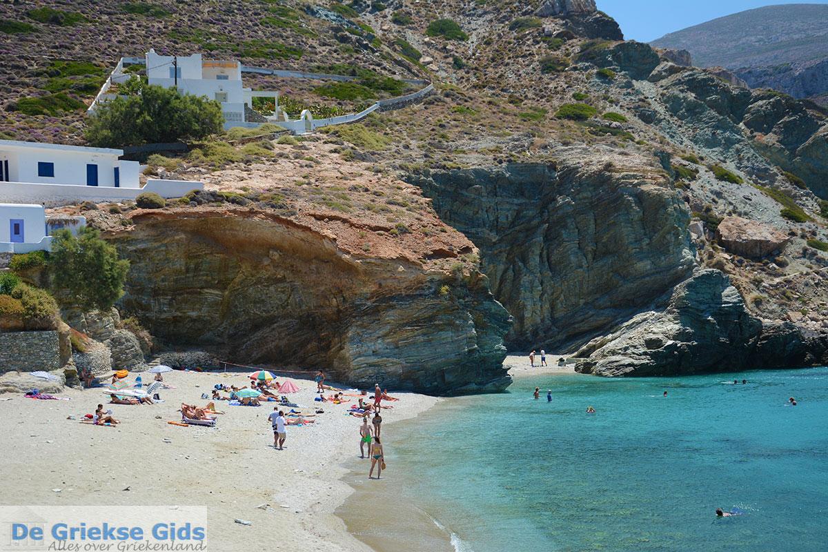 foto Angali Folegandros - Agali beach - Cycladen - Foto 144