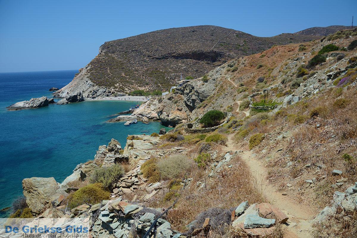 foto Aghios Nikolaos beach bij Angali Folegandros -  Cycladen - Foto 168