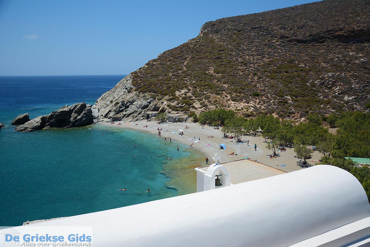 foto Aghios Nikolaos beach bij Angali Folegandros -  Cycladen - Foto 176