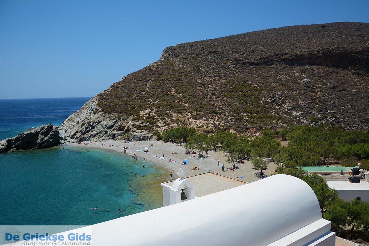 foto Aghios Nikolaos beach bij Angali Folegandros -  Cycladen - Foto 179