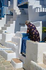 Chora Folegandros - Eiland Folegandros - Cycladen - Foto 91 - Foto van De Griekse Gids