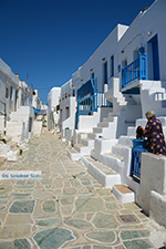 Chora Folegandros - Eiland Folegandros - Cycladen - Foto 93 - Foto van De Griekse Gids
