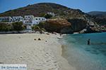 Angali Folegandros - Agali beach - Cycladen - Foto 130 - Foto van De Griekse Gids