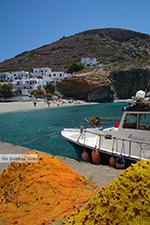 Angali Folegandros - Agali beach - Cycladen - Foto 135 - Foto van De Griekse Gids