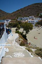 Angali Folegandros - Agali beach - Cycladen - Foto 151 - Foto van De Griekse Gids