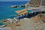 Aghios Nikolaos beach bij Angali Folegandros -  Cycladen - Foto 175 - Foto van De Griekse Gids