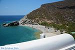 Aghios Nikolaos beach bij Angali Folegandros -  Cycladen - Foto 176 - Foto van De Griekse Gids