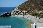 Aghios Nikolaos beach bij Angali Folegandros -  Cycladen - Foto 177 - Foto van De Griekse Gids