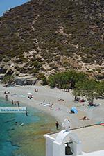 Aghios Nikolaos beach bij Angali Folegandros -  Cycladen - Foto 178 - Foto van De Griekse Gids