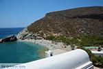 Aghios Nikolaos beach bij Angali Folegandros -  Cycladen - Foto 179 - Foto van De Griekse Gids
