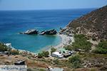 Aghios Nikolaos beach bij Angali Folegandros -  Cycladen - Foto 184 - Foto van De Griekse Gids