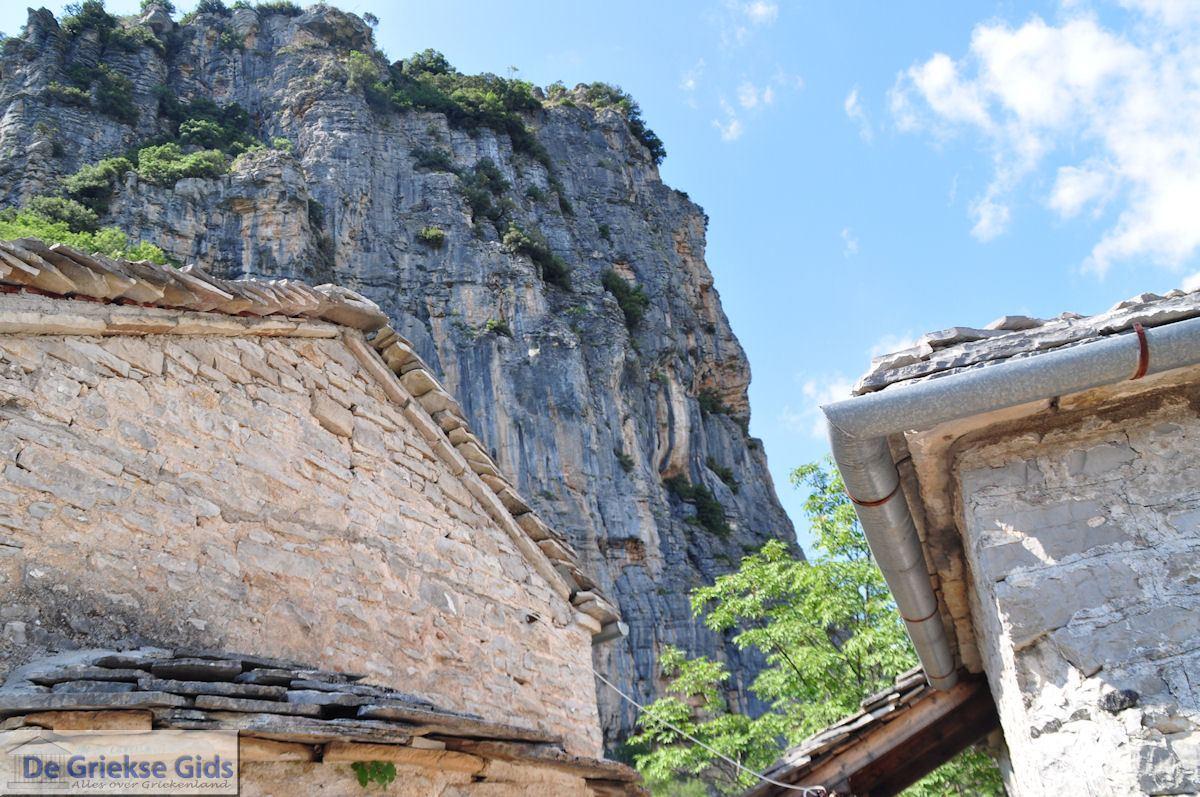 foto Agia Paraskevi klooster Vikos kloof foto 2 - Zagori Epirus