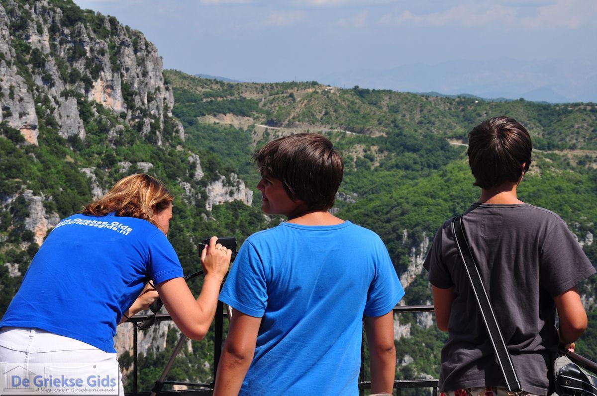 foto Filmen Agia Paraskevi klooster Vikos kloof - Zagori Epirus