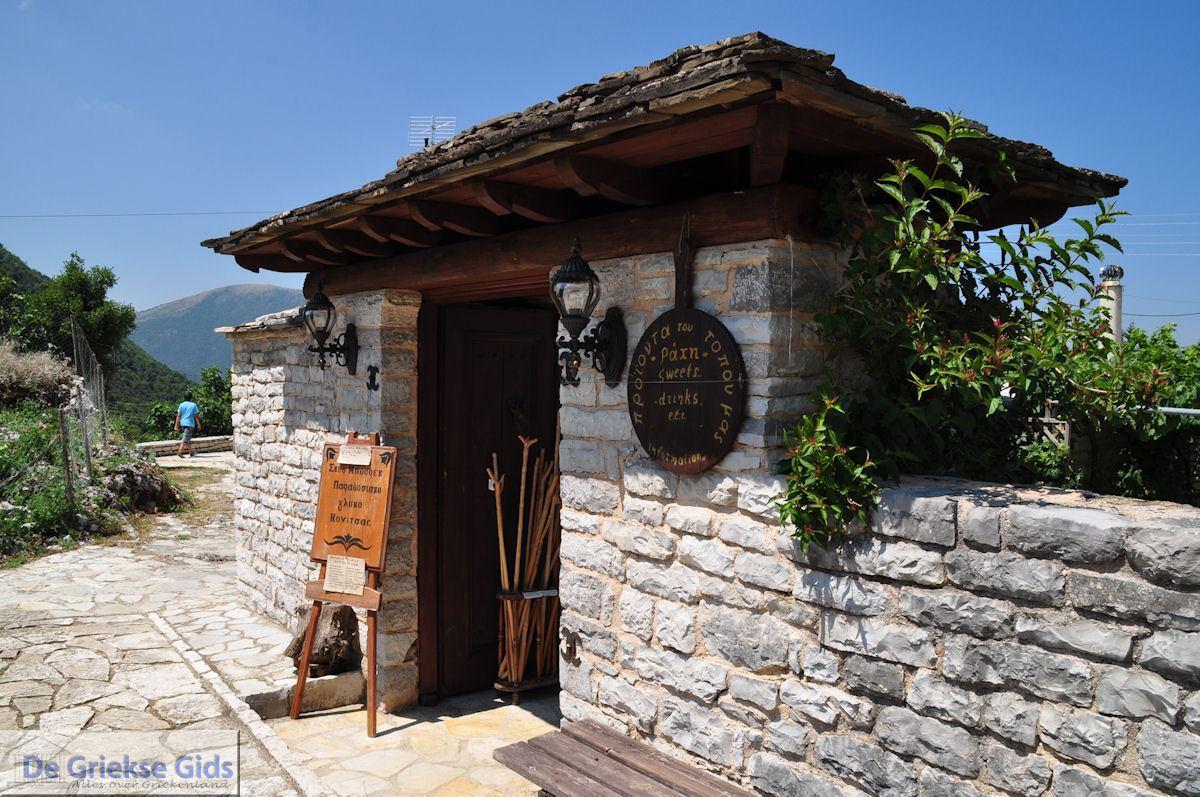 foto Winkeltje in Vikos dorp - Zagori Epirus