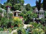 GriechenlandWeb.de Tuin hotel Porfyron in Ano Pedina foto 1 - Zagori Epirus - Foto GriechenlandWeb.de