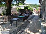 Het centrale plein van Monodendri - Zagori Epirus - Foto van De Griekse Gids