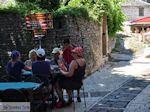 Pita bestellen bij Kikitsa in Monodendri - Zagori Epirus - Foto van De Griekse Gids