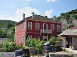 GriechenlandWeb.de Zicht auf hotel Porfyronin Ano Pedina - Zagori Epirus - Foto GriechenlandWeb.de