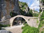 Stenen brug nabij Kipi foto 2 - Zagori Epirus - Foto van De Griekse Gids