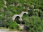 De bekende brug met 3 bogen bij Kipi foto 1 - Zagori Epirus - Foto van De Griekse Gids