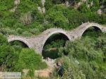 De bekende brug met 3 bogen bij Kipi foto 3 - Zagori Epirus - Foto van De Griekse Gids