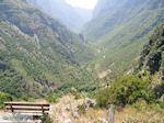 Vikos kloof vanuit Vikos foto 4 - Zagori Epirus - Foto van De Griekse Gids