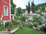 Tuin Hotel Porfyron foto 1 in Ano Pedina - Zagori Epirus - Foto van De Griekse Gids