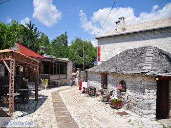 Typisch Monodendri - Zagori Epirus - Foto von GriechenlandWeb.de