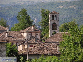 Het mooie dorp Dilofo - Zagori Epirus - Foto GriechenlandWeb.de