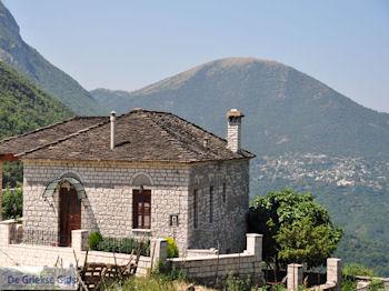 In het dorp Vikos - Zagori Epirus - Foto van De Griekse Gids