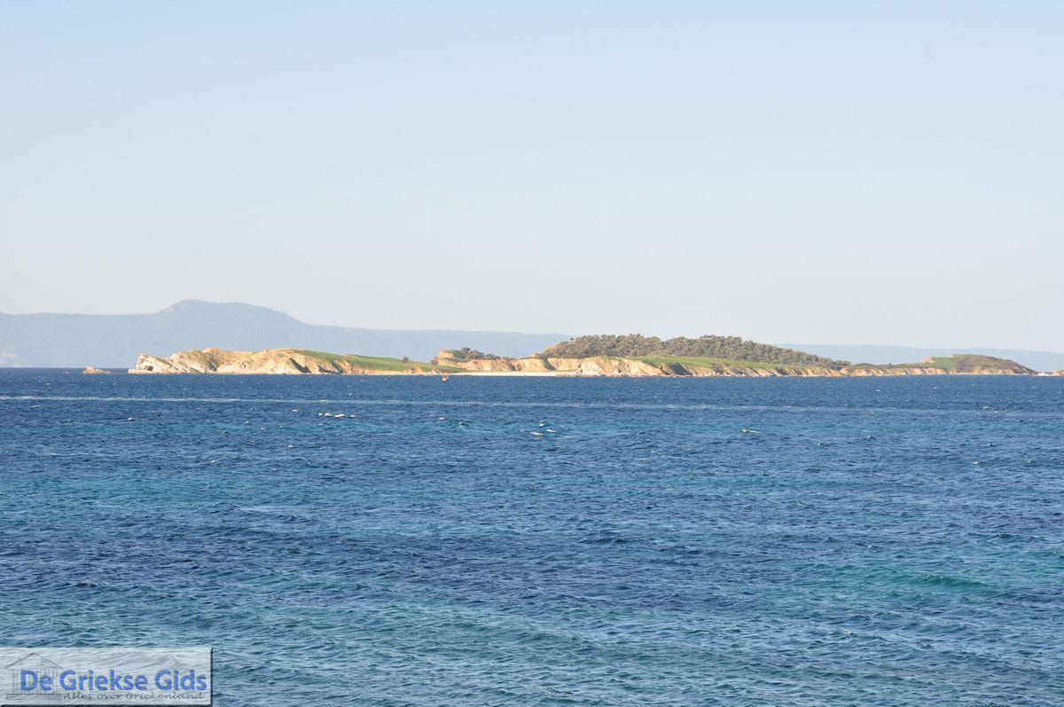 foto Drenia eilanden Ammouliani | Athos gebied Chalkidiki | Griekenland