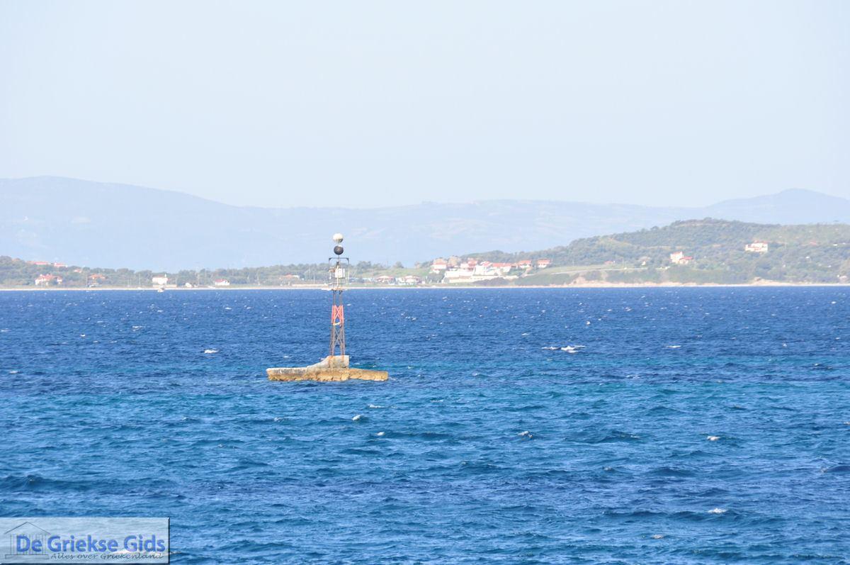 foto Ammouliani vanaf Ouranoupolis gezien | Athos gebied Chalkidiki | Griekenland