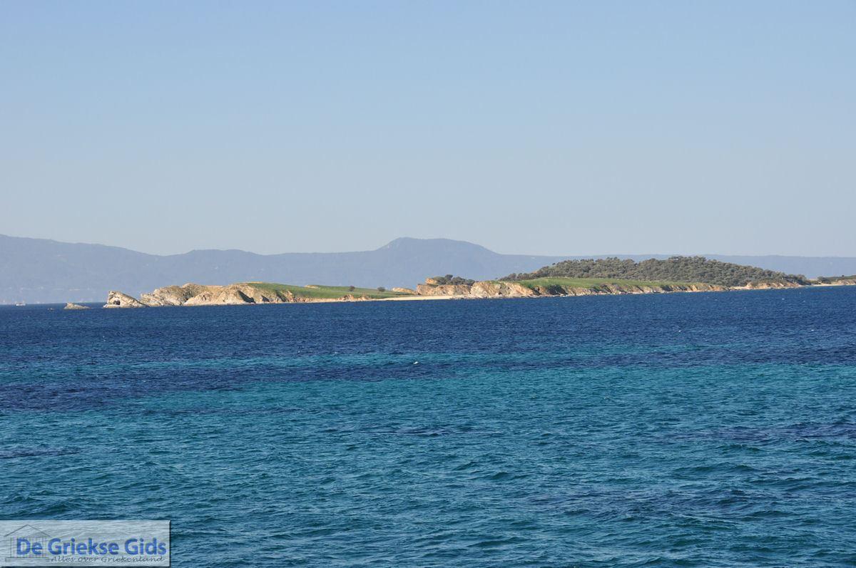 foto Drenia eilanden Ammouliani 002 | Athos gebied Chalkidiki | Griekenland