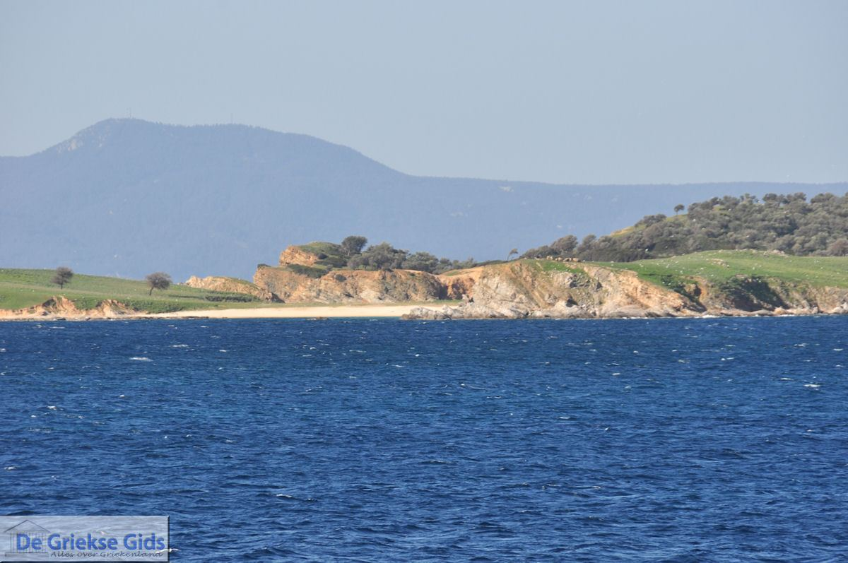 foto Drenia eilanden Ammouliani 003 | Athos gebied Chalkidiki | Griekenland