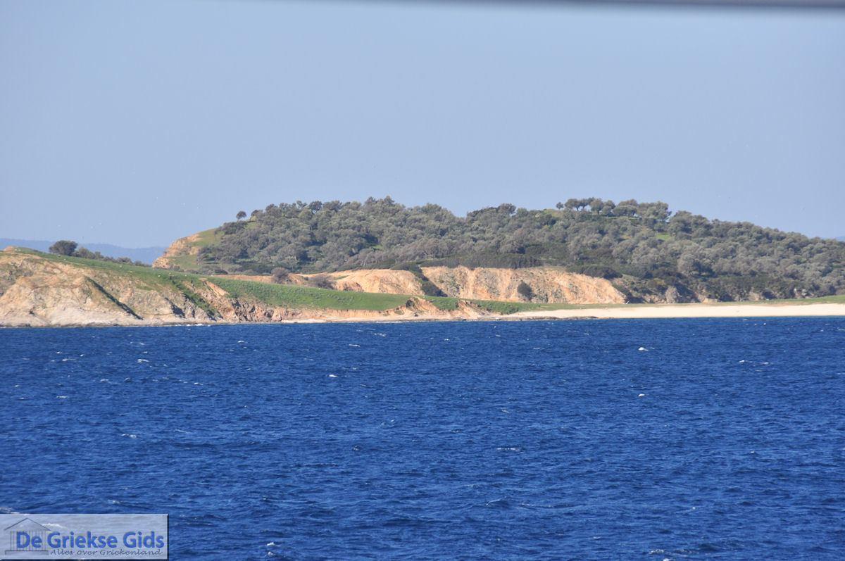 foto Drenia eilanden Ammouliani 004 | Athos gebied Chalkidiki | Griekenland