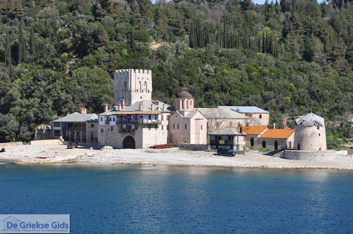 foto De Heilige Berg Athos foto 27 | Athos gebied Chalkidiki | Griekenland