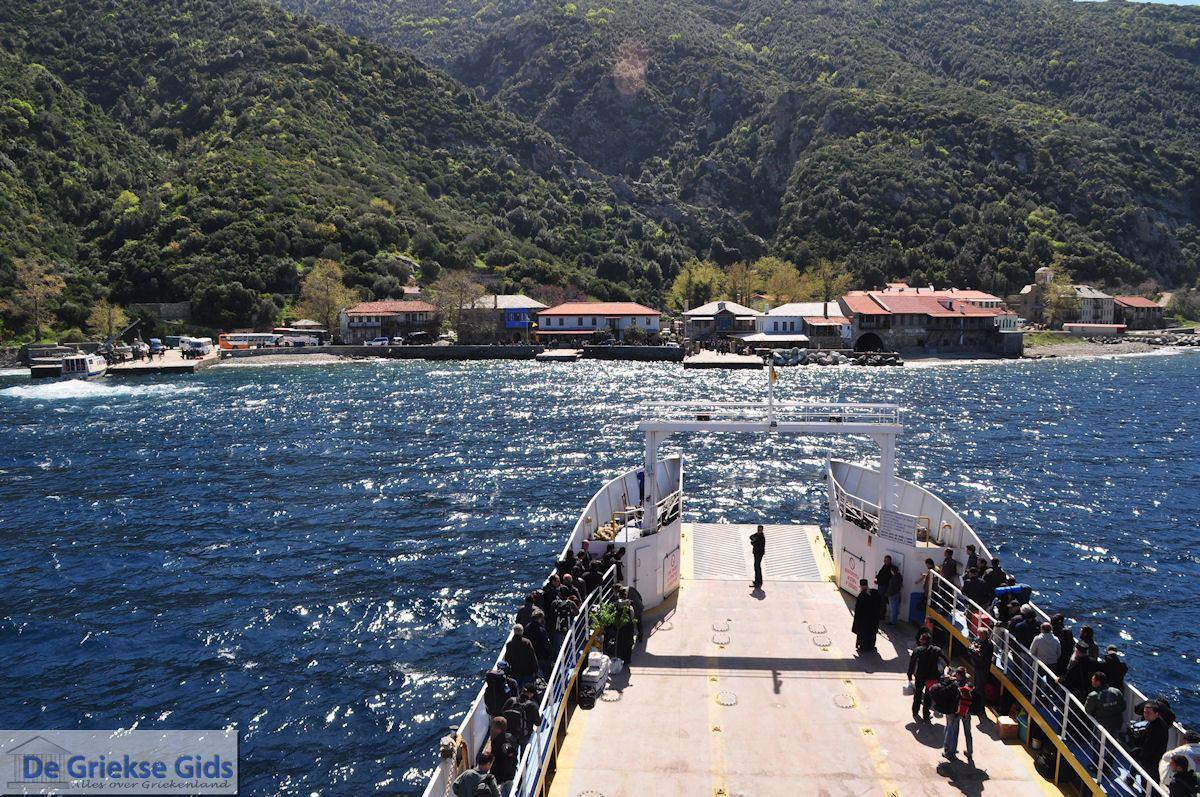 foto Dafni - De Heilihe Berg Athos 002 | Athos gebied Chalkidiki | Griekenland