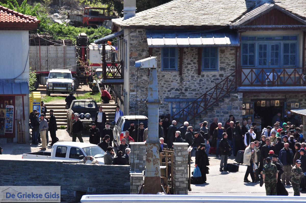 foto Dafni - De Heilihe Berg Athos 007 | Athos gebied Chalkidiki | Griekenland