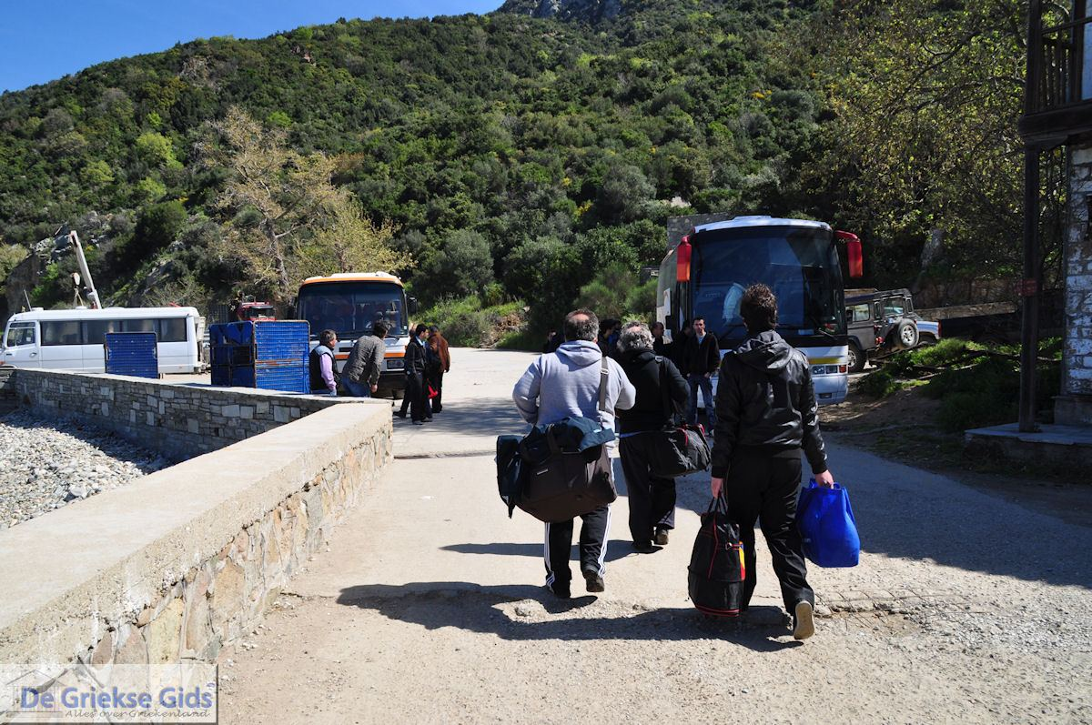 foto Dafni - De Heilihe Berg Athos 009 | Athos gebied Chalkidiki | Griekenland