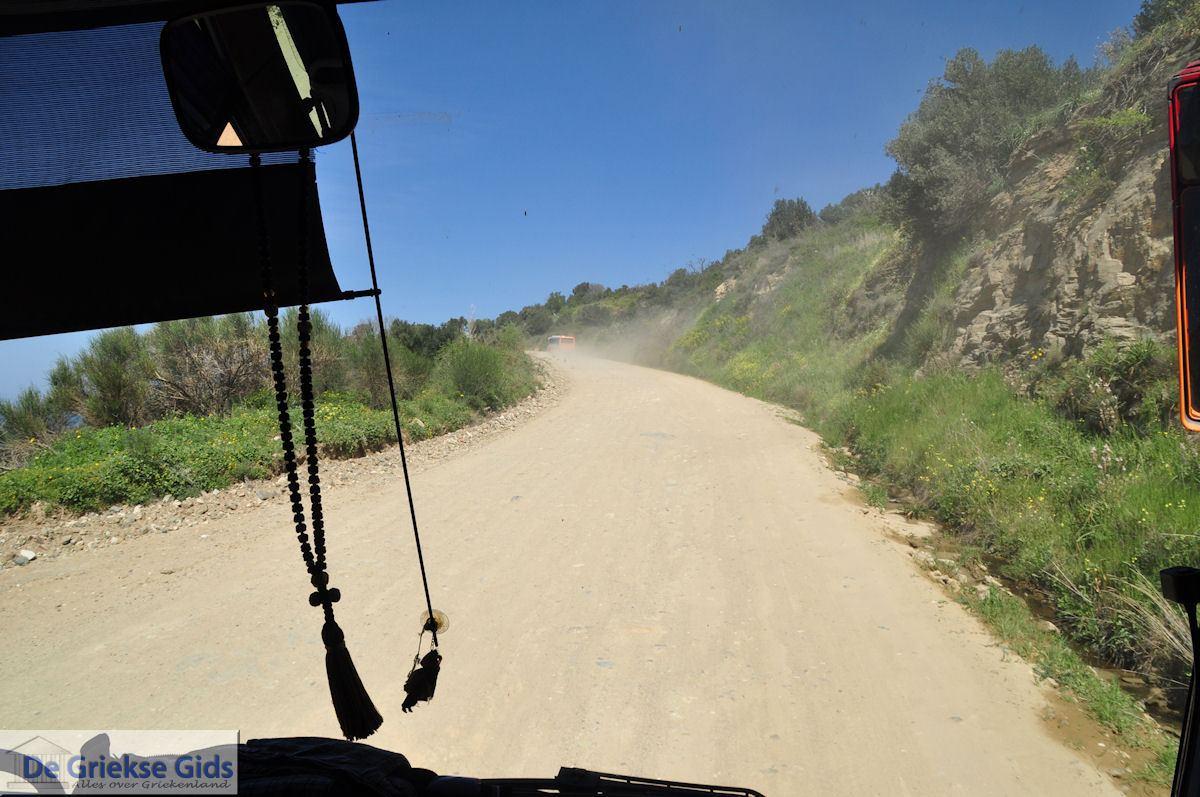 foto Met de bus van Dafni naar Karyes foto 1 | Athos gebied Chalkidiki | Griekenland