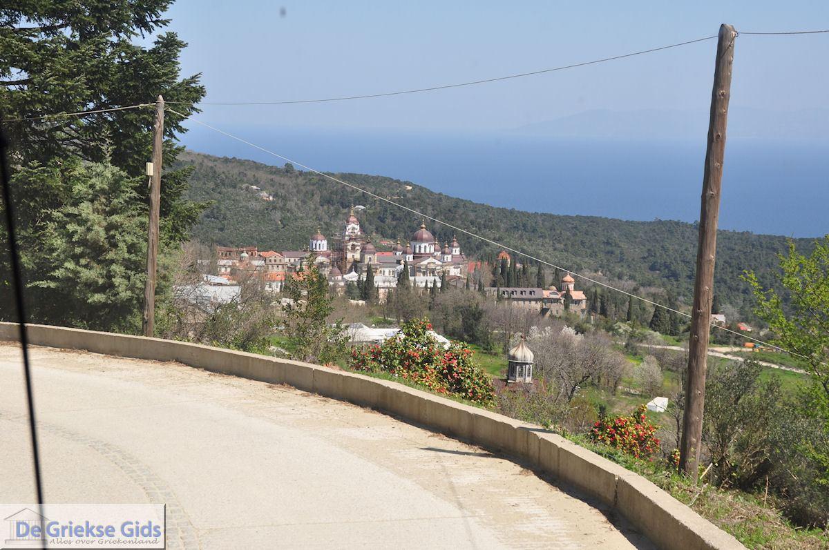 foto Met de bus van Dafni naar Karyes foto 2 | Athos gebied Chalkidiki | Griekenland