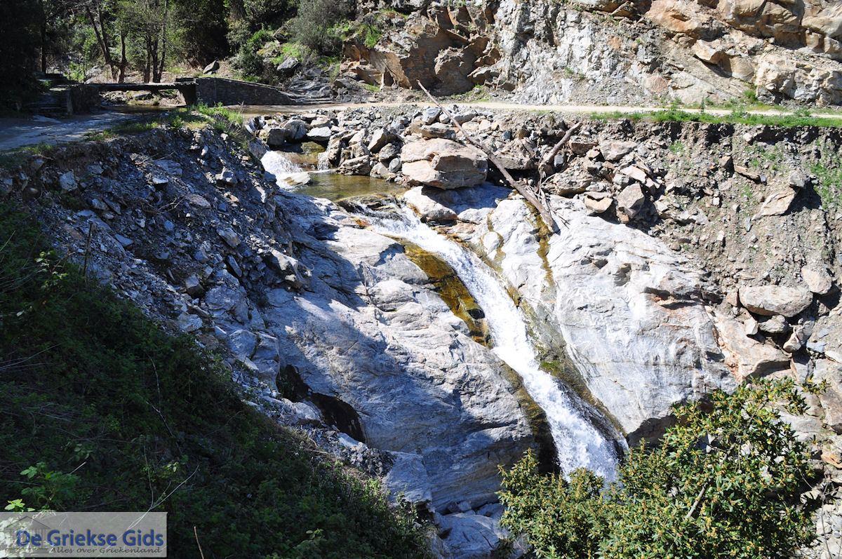 foto Watervallen Mylopotamos | De Heilige Berg Athos foto 1 | Athos gebied Chalkidiki | Griekenland
