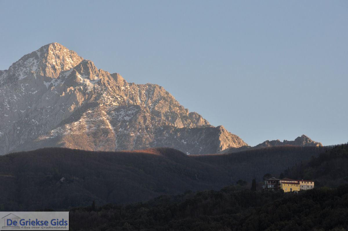 foto Dit is de Heilige Berg Athos foto 6 | Athos gebied Chalkidiki | Griekenland