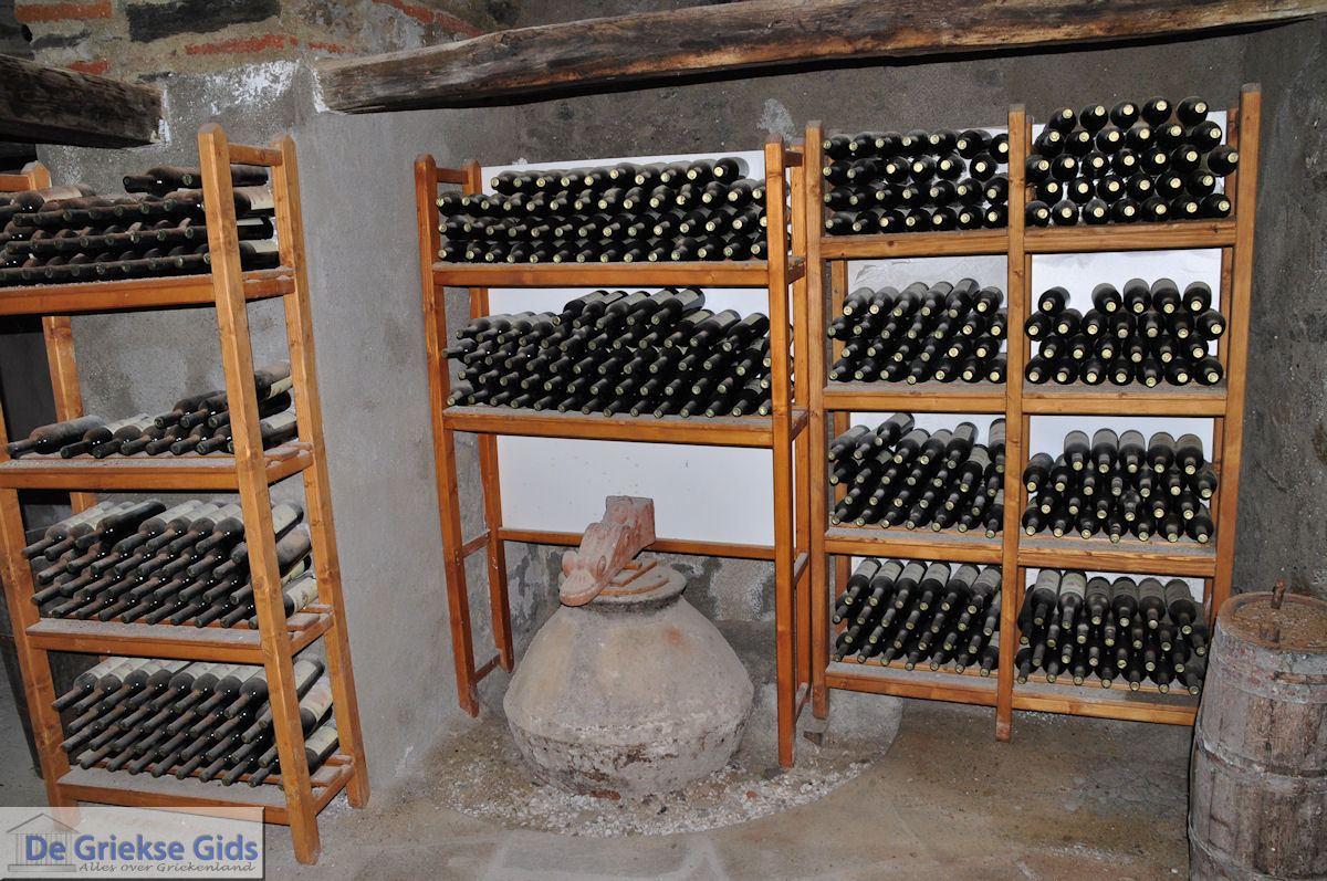 foto Wijnkelder Mylopotamos 001   Athos gebied Chalkidiki   Griekenland