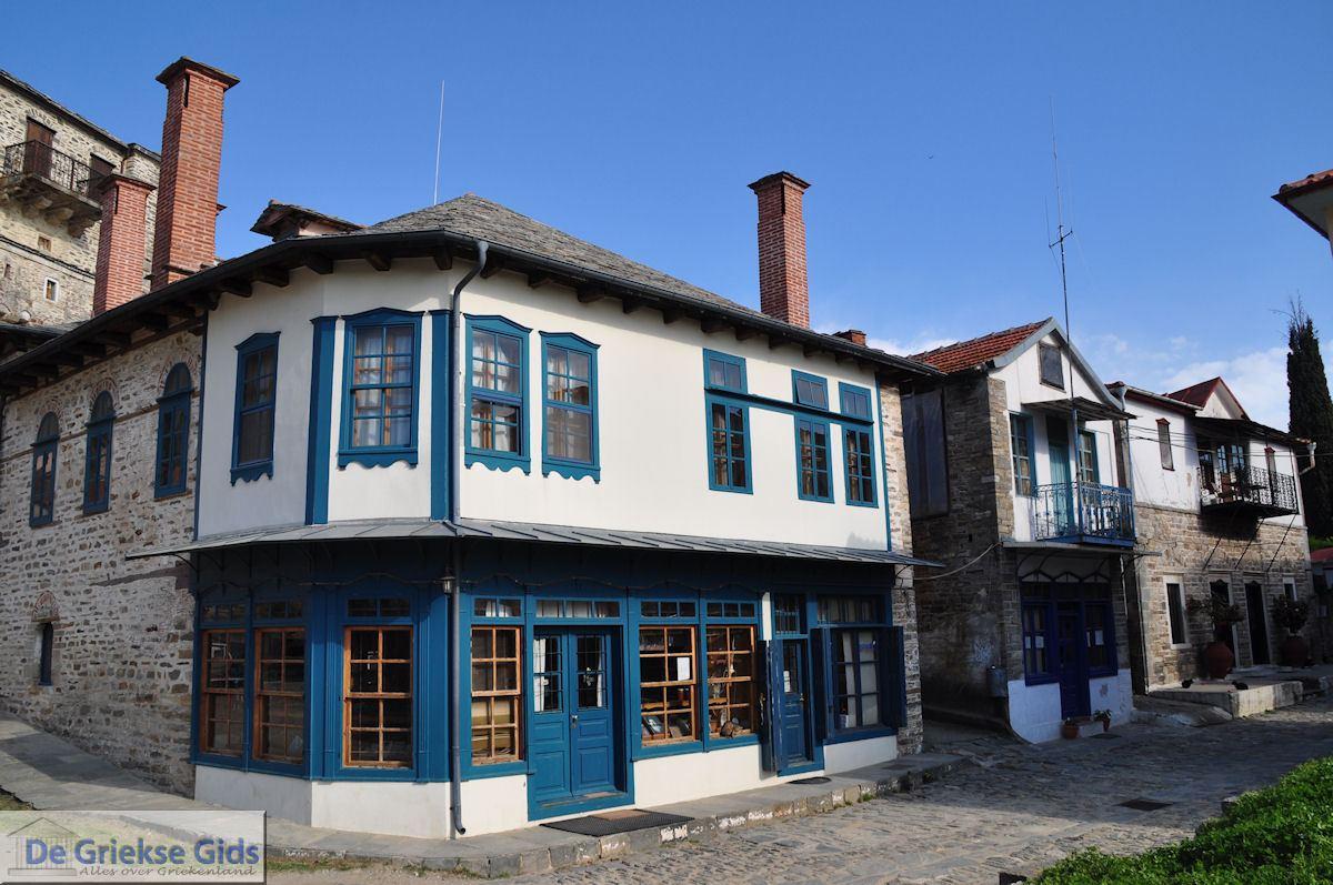 foto Foto van Karyes Athos 003 | Athos gebied Chalkidiki | Griekenland