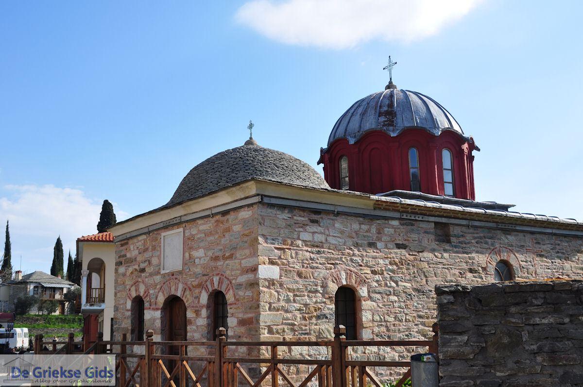 foto Foto van Karyes Athos 006 | Athos gebied Chalkidiki | Griekenland