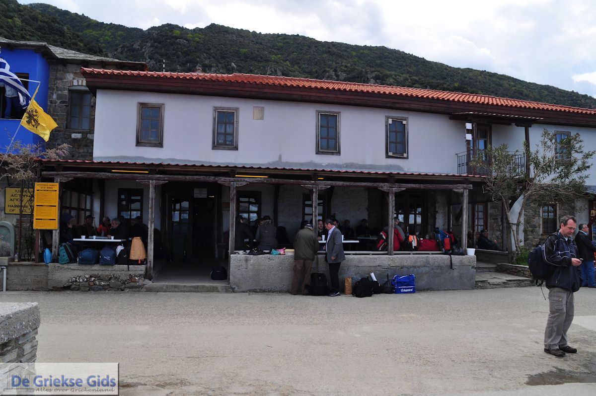 foto Haven Dafni - De Heilihe Berg Athos 001 | Athos gebied Chalkidiki | Griekenland