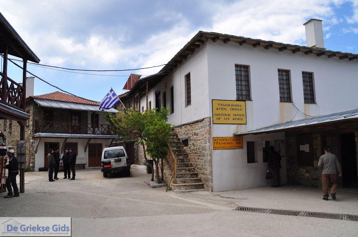 foto Haven Dafni - De Heilihe Berg Athos 003 | Athos gebied Chalkidiki | Griekenland
