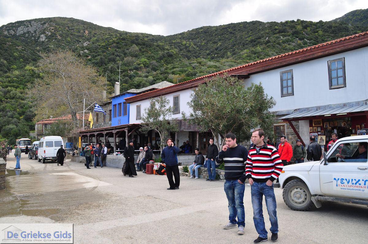 foto Haven Dafni - De Heilige Berg Athos 004 | Athos gebied Chalkidiki | Griekenland