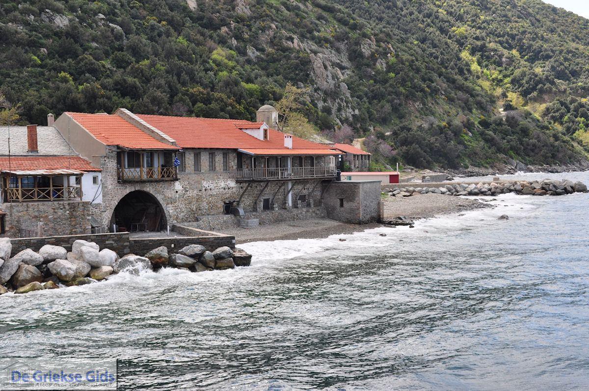 foto Haven Dafni - De Heilige Berg Athos 006 | Athos gebied Chalkidiki | Griekenland